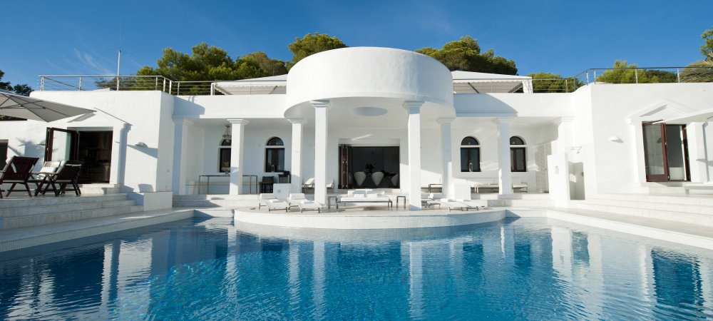 Luxury Villas With Swimming Pools Villas In Luxury