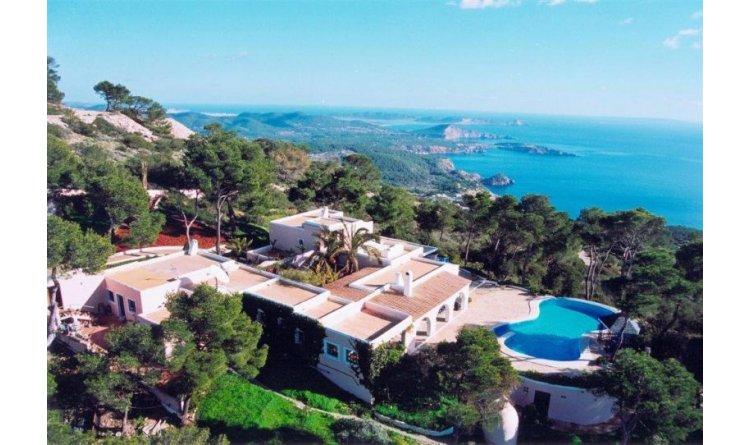 Villa Serena Luxury Villa In South And Cala Jondal Ibiza