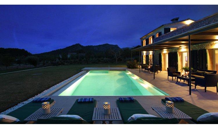 Villa C 39 Awanui Luxury Villa In Pollensa Mallorca