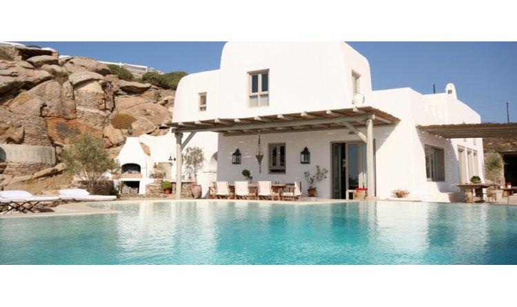 The Eagles Nest Luxury Villa In Mykonos