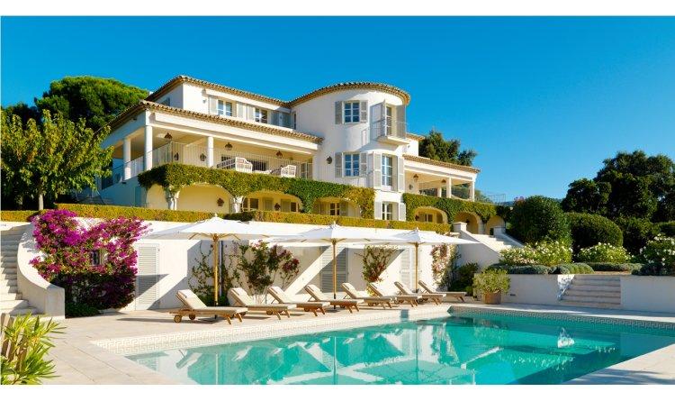 Villa Rayol Luxury Villa In St Tropez C Te D 39 Azur