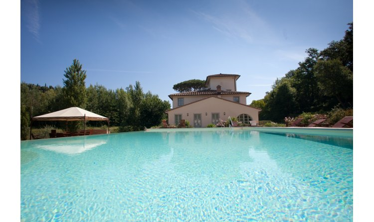 Podere La Felicita Luxury Villa In Tuscany