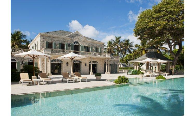 Palm Beach Luxury Villa In Mustique Mustique