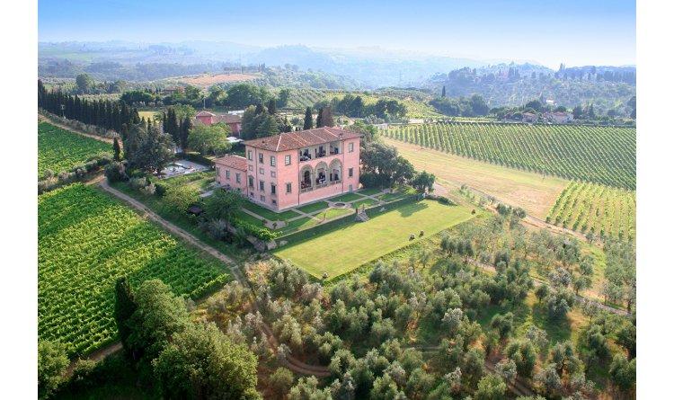 Villa Machiavelli Luxury Villa In Tuscany