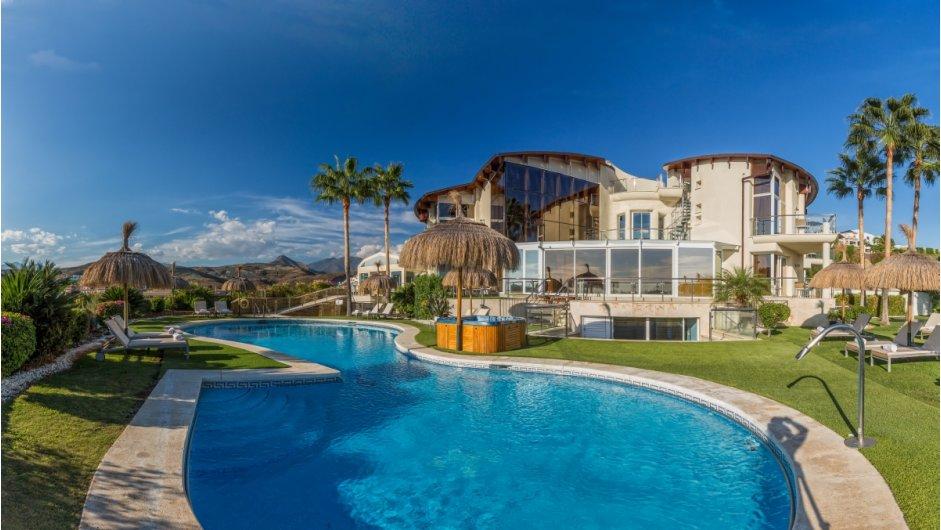 Villa El Cid Luxury Villa In Marbella Marbella