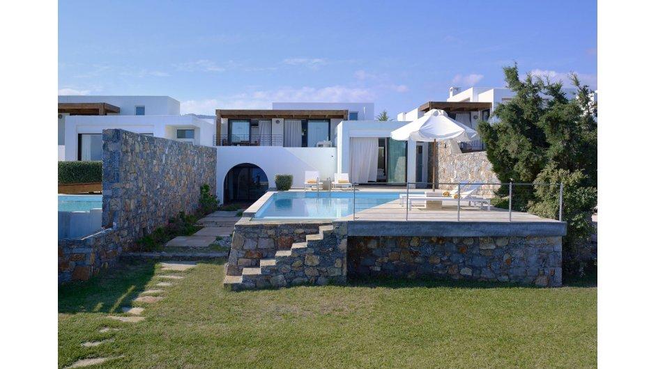 Thalassa Villas Luxury Villa In Crete