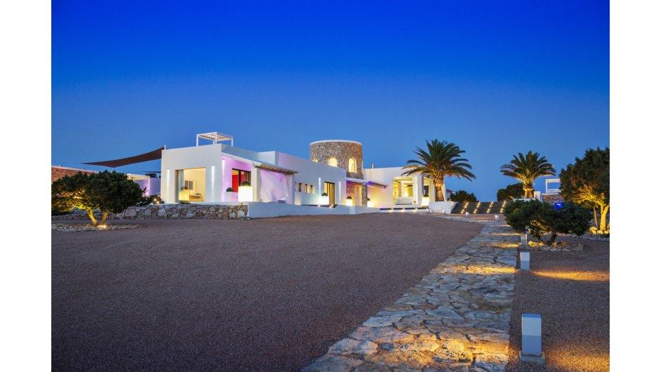 Tagomago Island Luxury Villa In North Ibiza Ibiza