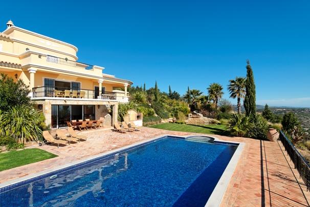 Casa Alto Do Cerro Luxury Villa In Algarve Algarve