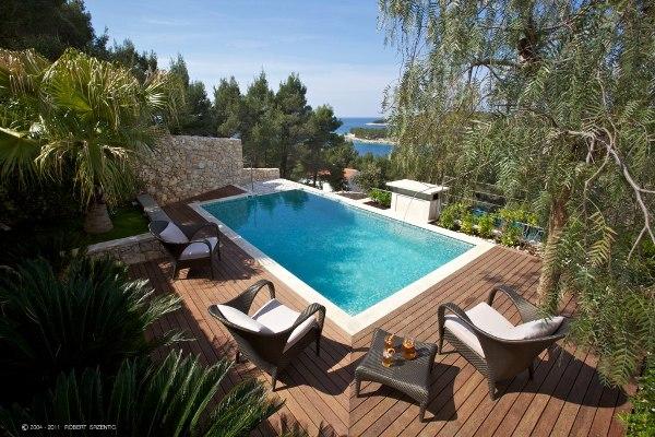 Villa Duboka Luxury Villa In Croatia 39 S Islands Croatia 39 S Islands