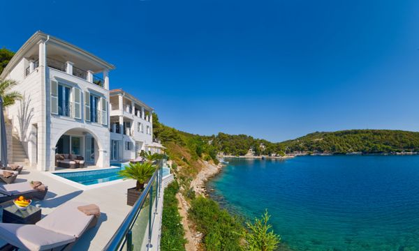 Villa Lypa Luxury Villa In Croatia 39 S Islands Croatia 39 S Islands