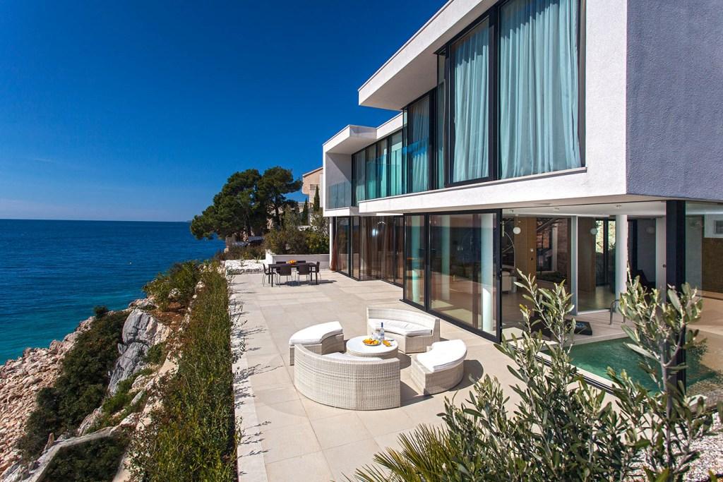 Golden Rays 2 Luxury Villa In Dalmatian Coast