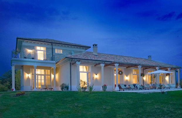 Villa San Giovanni Luxury Villa In Istria
