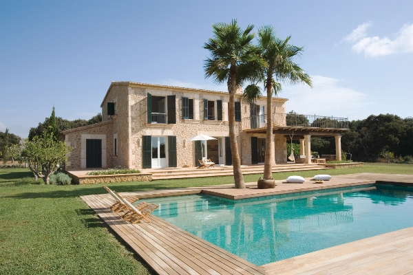 Las Palmeras Luxury Villa In Pollensa Mallorca