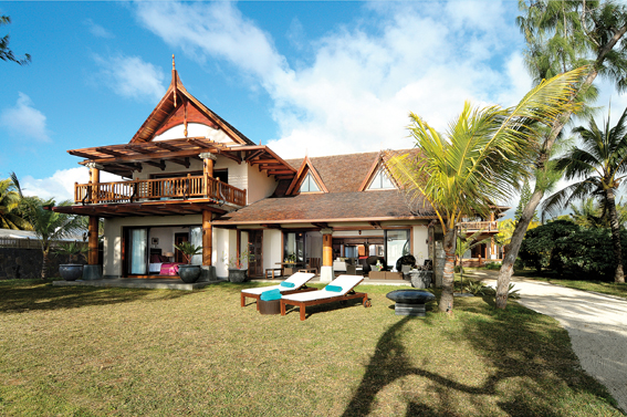 Villa Tiara Luxury Villa In East Mauritius