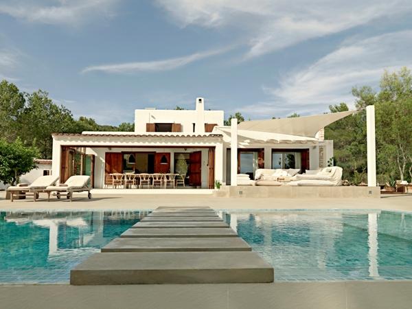 Casa Des Jondal Luxury Villa In South And Cala Jondal Ibiza