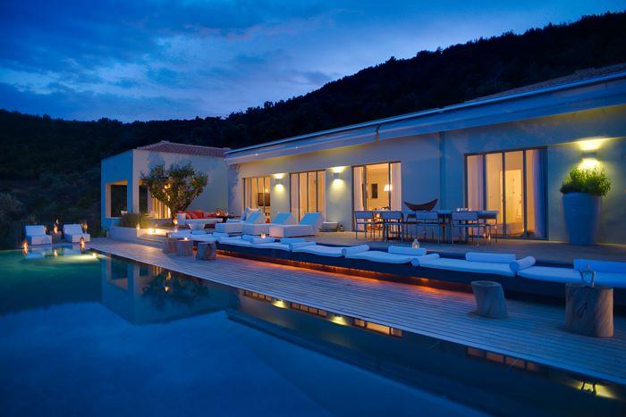 Villa Rosemary Luxury Villa In Lefkas