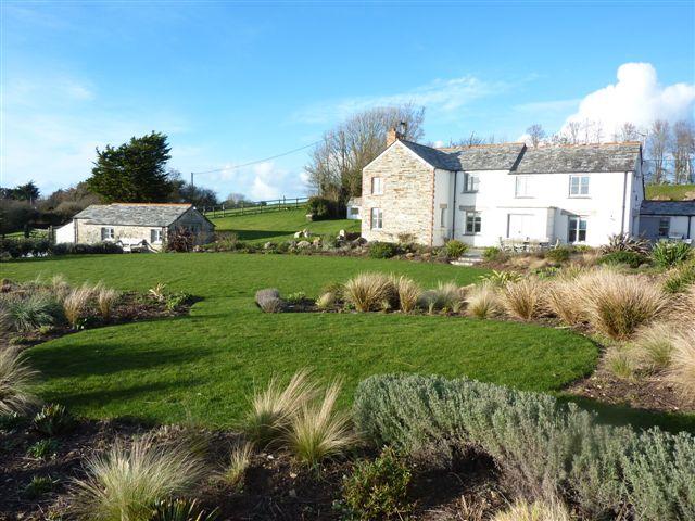Treverra Farm Cottage Luxury Villa In Cornwall