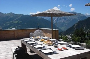 Chalet Spa Dining