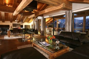 Chalet Spa Lounge