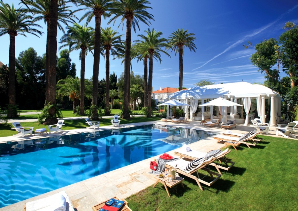 Villas For Two In St Tropez For A Week