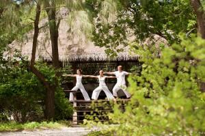 Vamizi 18 - yoga