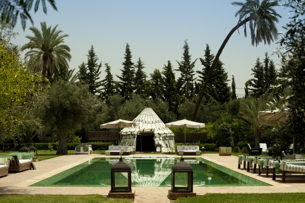 pool-and-small-moroccan-tent