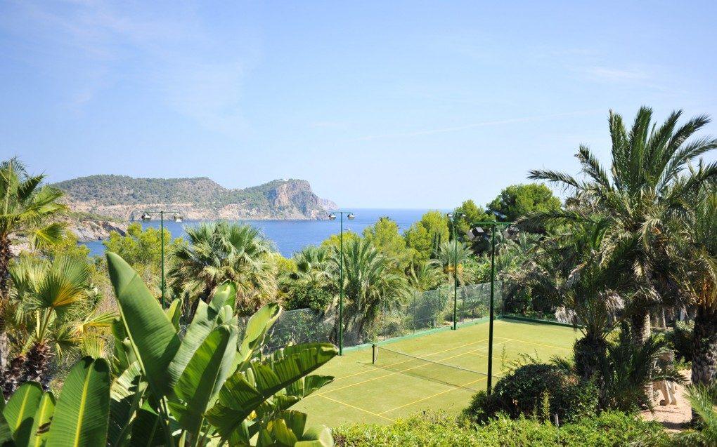 Blue Bay, North Ibiza