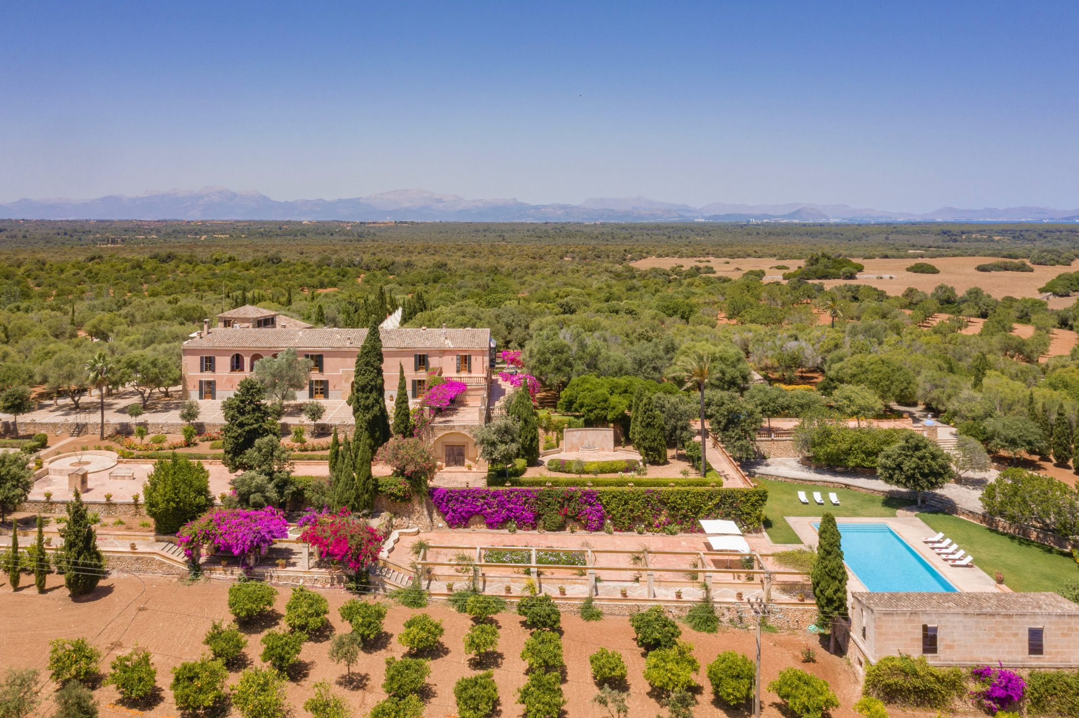 luxury villas Mallorca, Mallorca luxury accommodation, luxury holiday Mallorca, Son Doblons Mallorca