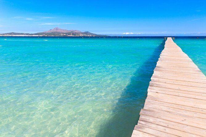 best beaches in Mallorca, villa holiday Mallorca, Playa de Muro, Mallorca Beaches, largest beach in Mallorca