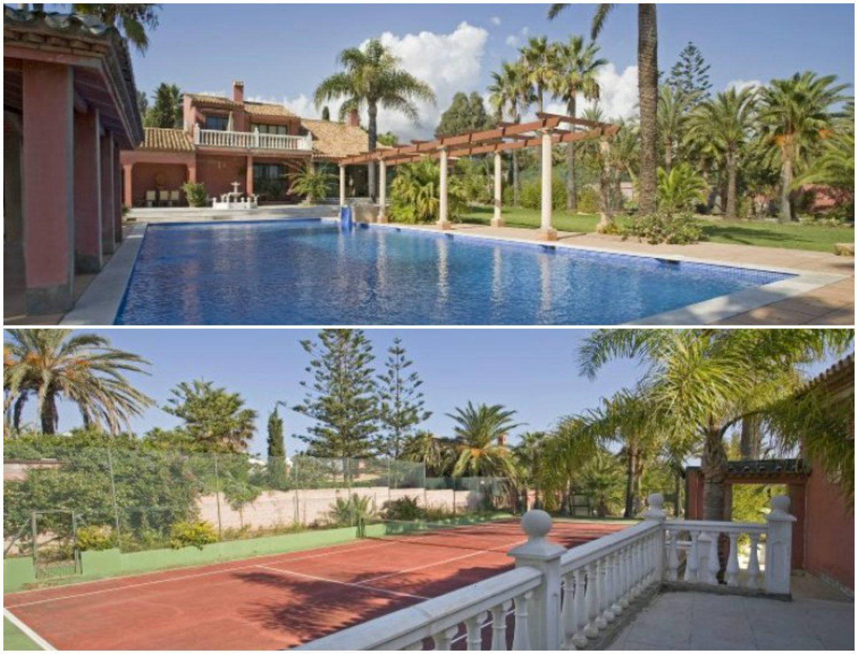 Villa La Conchas, Marbella