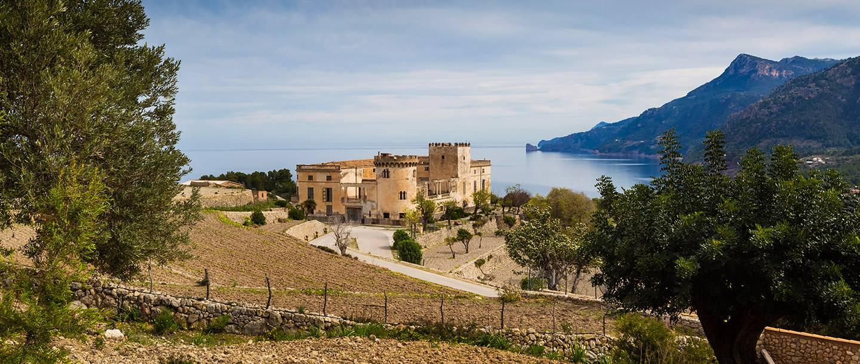 Richard Branson's Villas Mallorca, luxury villas Mallorca, Mallorca luxury accommodation, luxury holiday Mallorca, Son Bunyola Estate