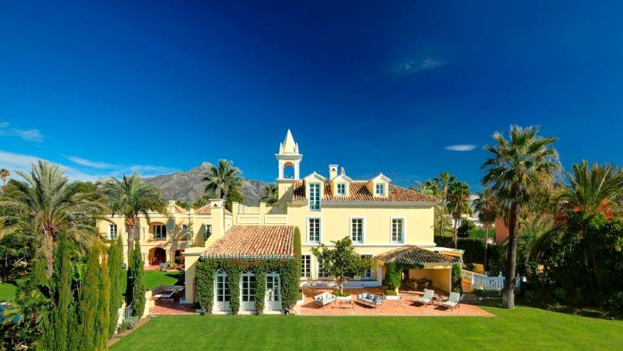 Villa Poniente Marbella