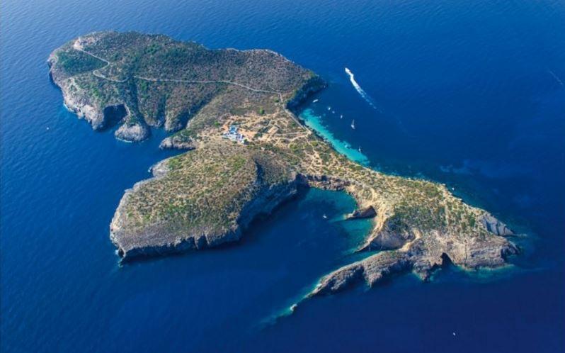 Tagomago Island, North Ibiza