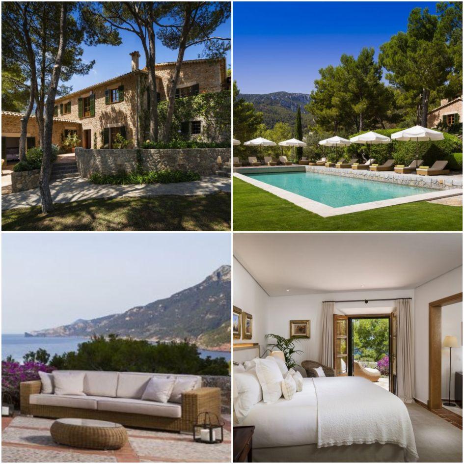 luxury villas in Mallorca, Majorca luxury villas, Richard Branson villas Mallorca