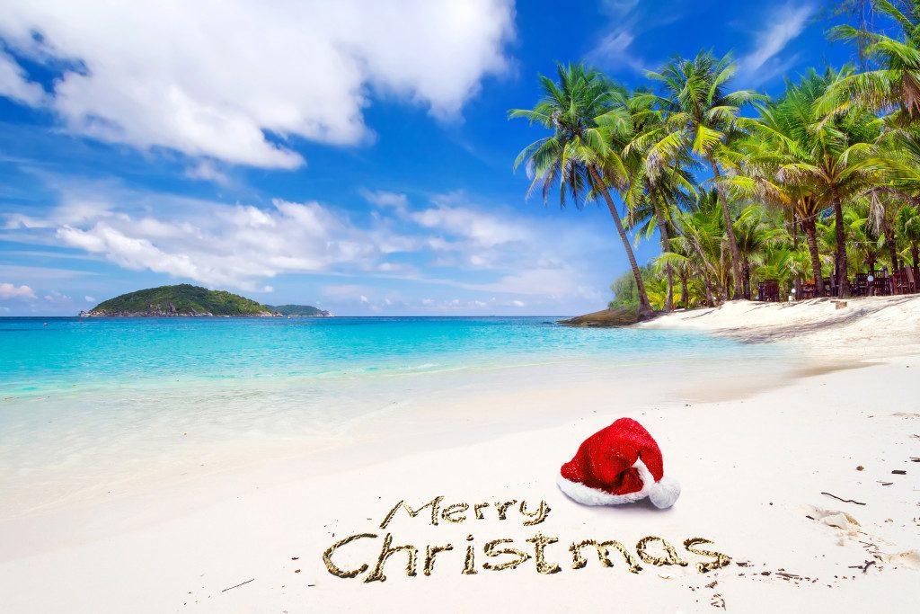 Christmas sun destinations